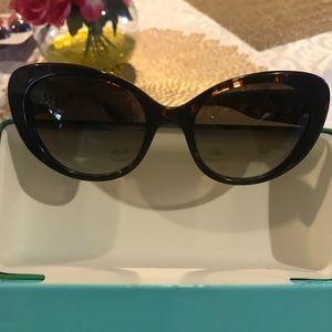 Kate Spade Sunglasses cat eyes